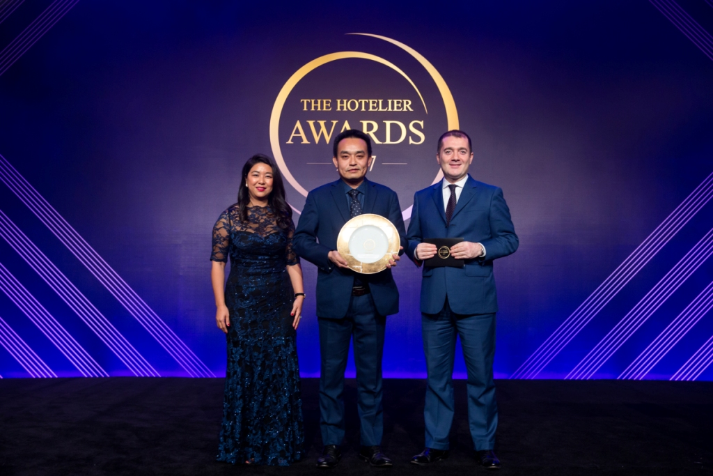 Mr. Nguyen Cong Chung - Asia's Chef Hotelier of the Year